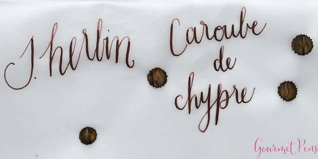 Ink Shot Review J. Herbin 1670 Caroube de Chypre @BureauDirect3745_WM
