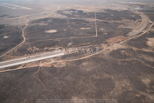 Harrah Uweinid Azraq Bypass; Amra Wheel 65; Amra Camp 15 (Destroyed); Amra Camp 16