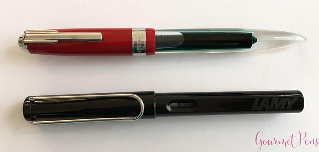 Review J. Herbin Tempête Fountain Pen Gift Set @NoteMakerTweets5