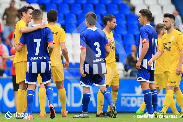Playoff por el ascenso: Fabril - Navalcarnero