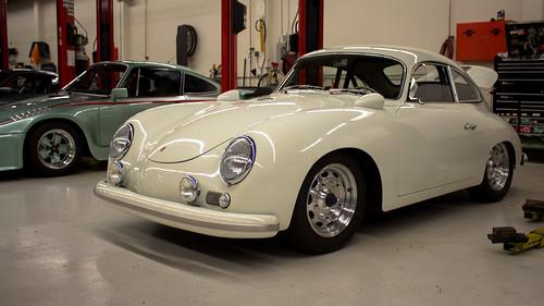 Porsche club tech ed