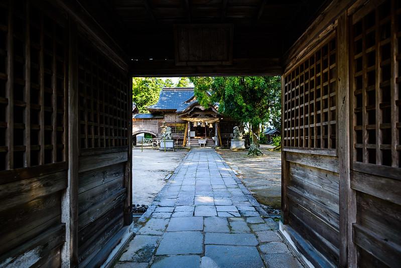 大神山神社 紫陽花 2016.6-35