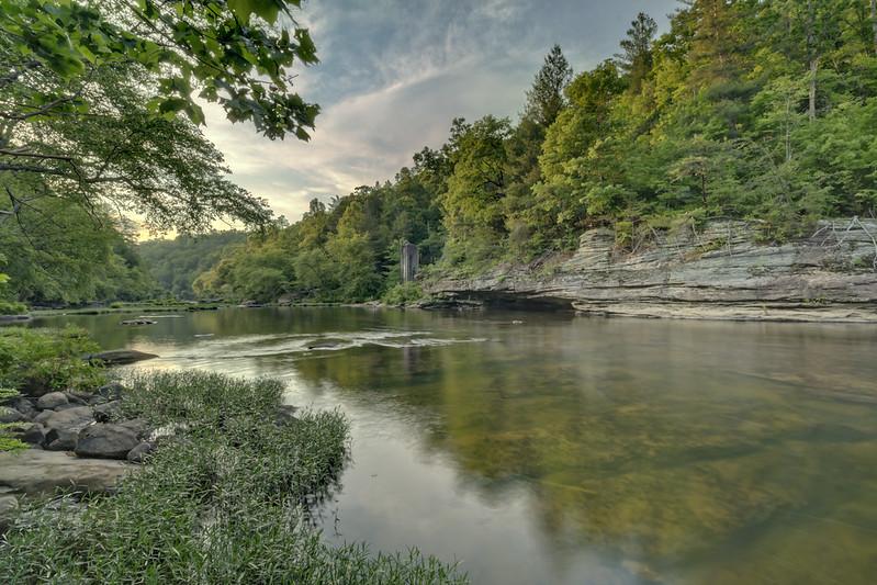 Clear Fork, Big South Fork NRRA, Scott County, Tennessee 2