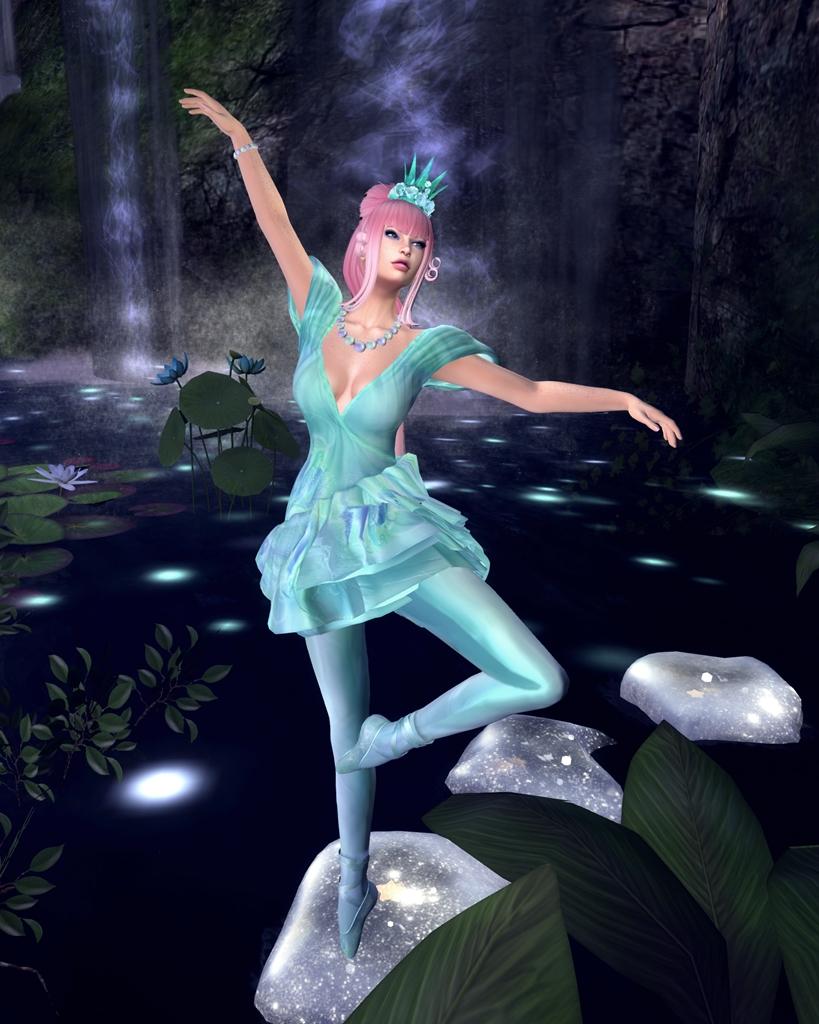 Sugar Bell Ballerina