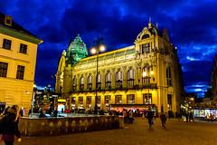 Platz der Republik - Obecní dům