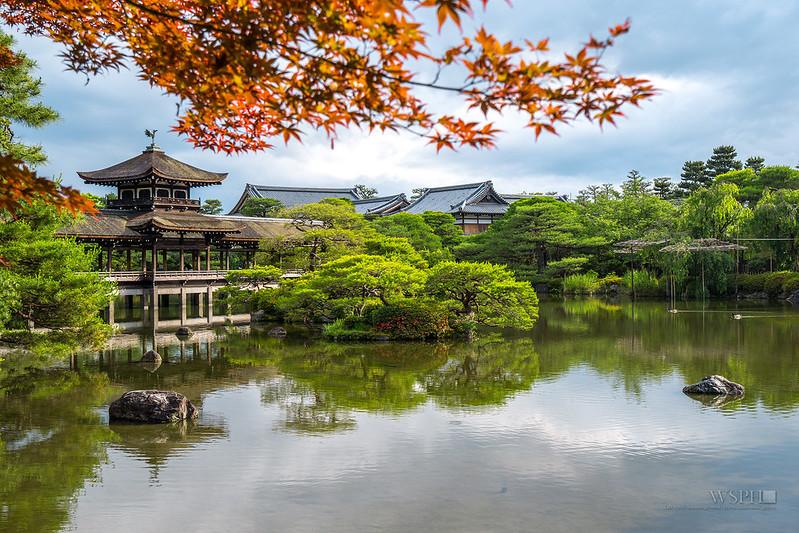 日本-京都-平安神宮
