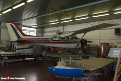 I-SAAB - 17269026 - Aero Club Como - Cessna 172N Skyhawk 100 II - Lake Como, Italy - 160625 - Steven Gray - IMG_6389