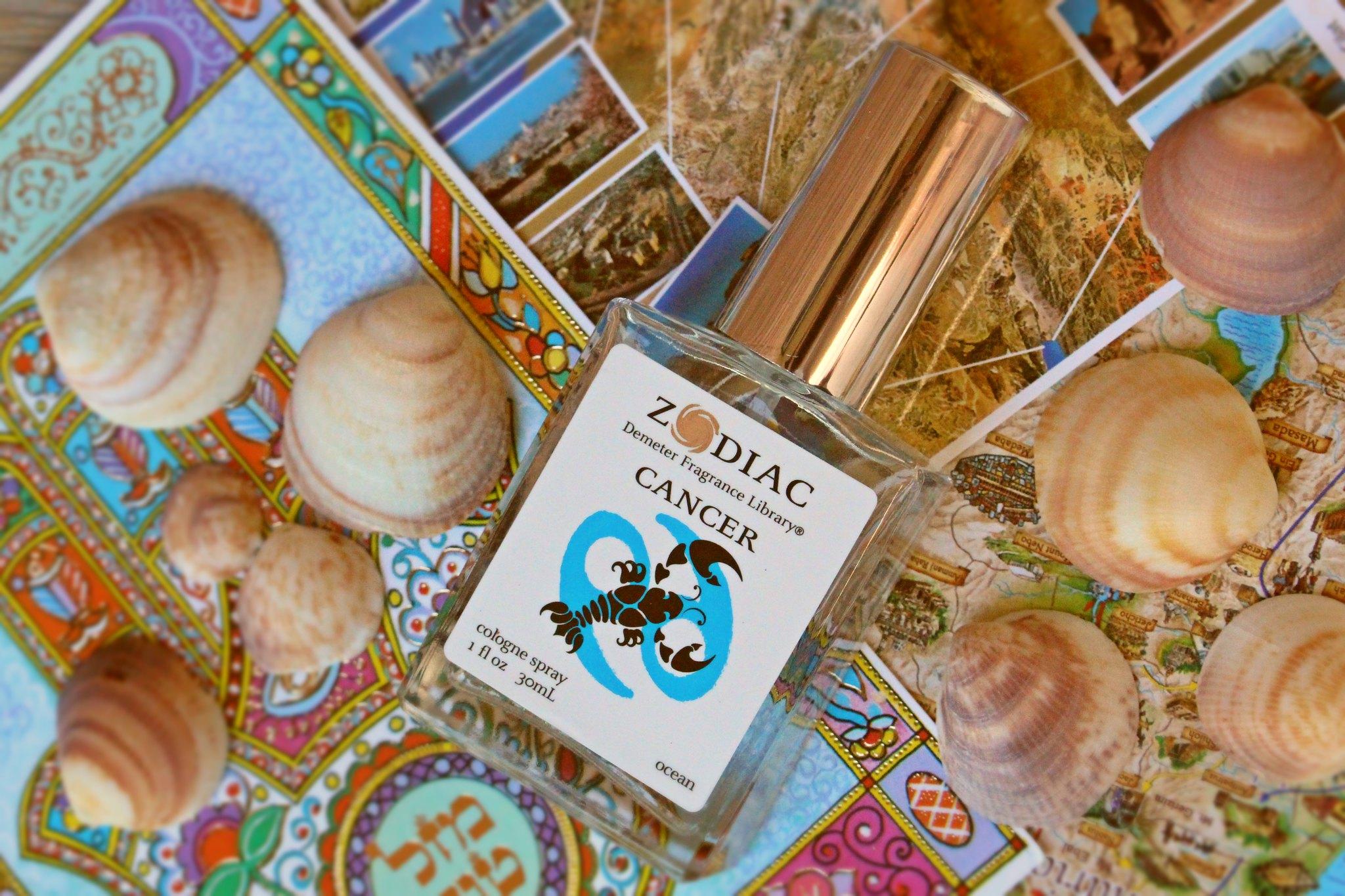 Demeter Fragrance Library Cancer Ocean