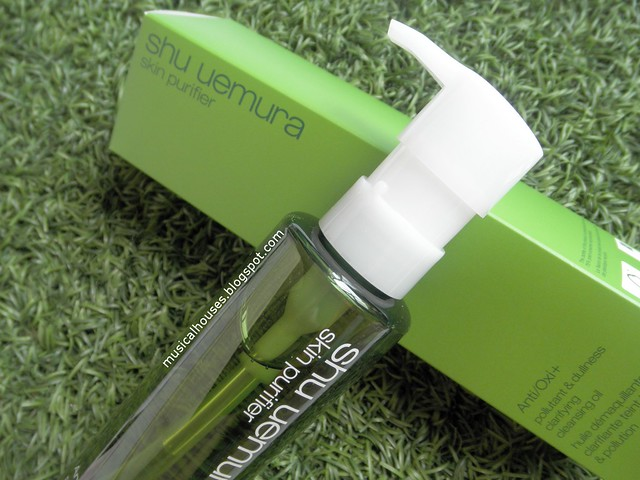 Shu Uemura Anti Oxi Cleansing OIl Review Refining Anti Dullness