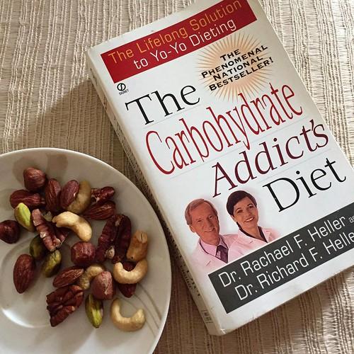 carb addict diet