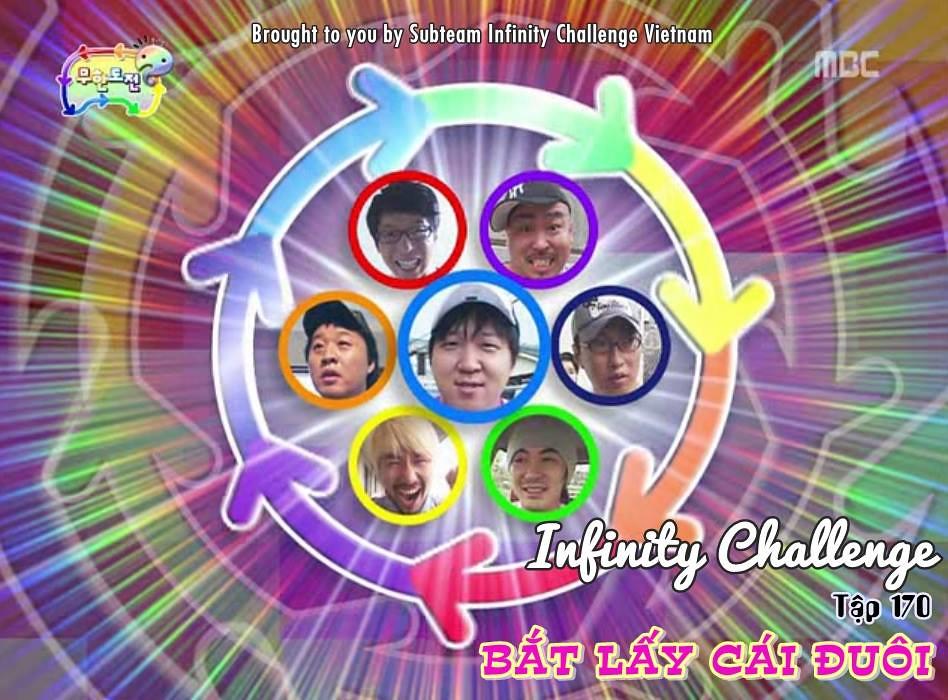 [Vietsub] Infinity Challenge Ep 170