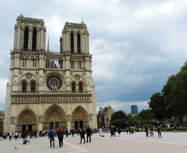 Notre-Dame de Paris, France
