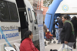 Centro de Atención Ciudadana en El Bordo