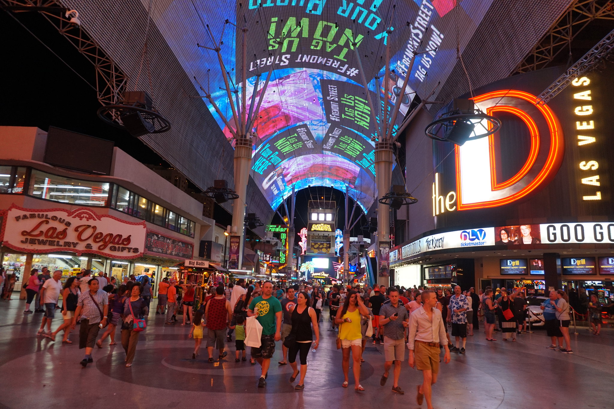Vegas July 2016