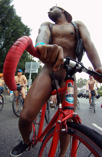 LA World Naked Bike Ride (1499)