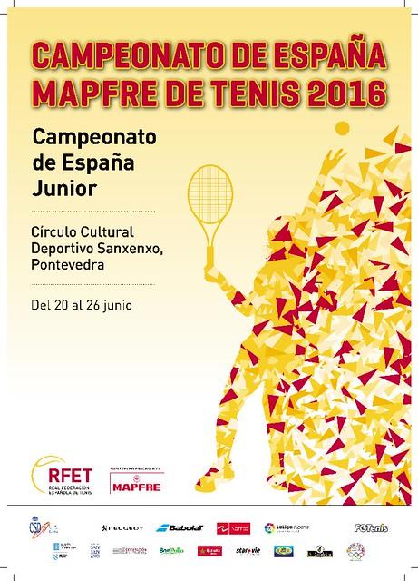 Campeonato de España Junior 2016