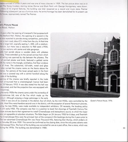 Cinemas - Walton - Queens Picture House