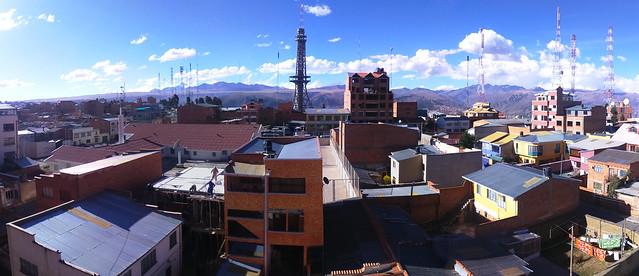Panorámica de Ciudad Satélite.