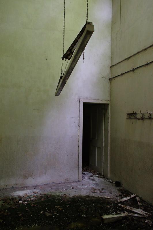 Mortuary room