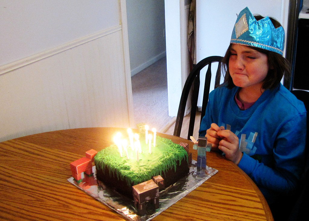 lillia birthday 8