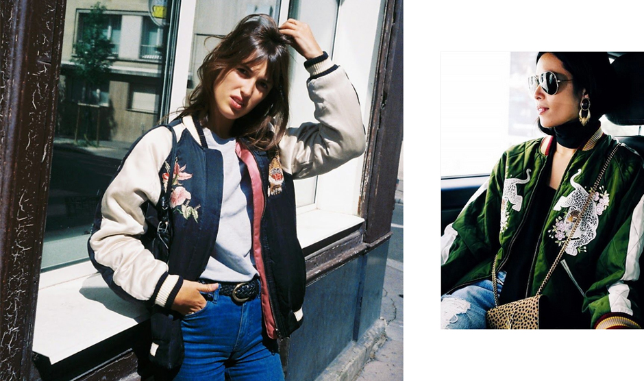 satin-embroidered-bomber-street-style