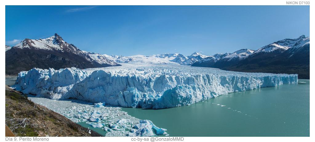 Día 9. Perito Moreno