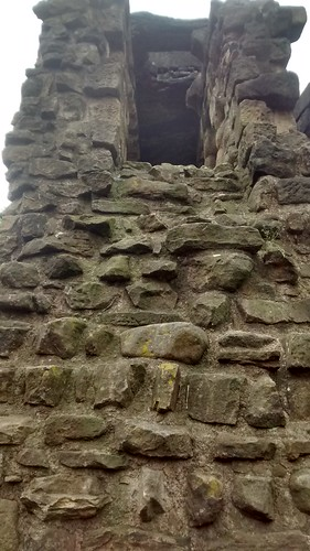 Newcastle town wall Corner Tower May 16 (4)