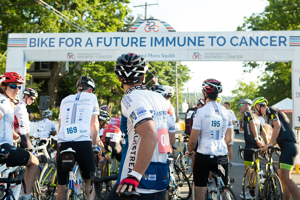 2016 Answer to Cancer Cycling Event