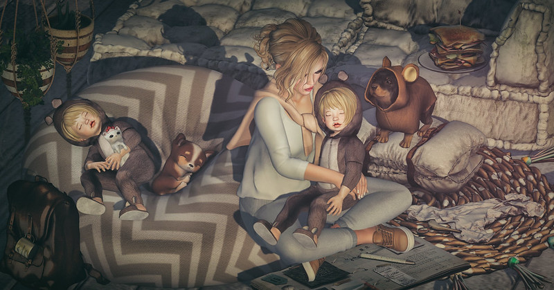 Amelie et les petites: Lullaby