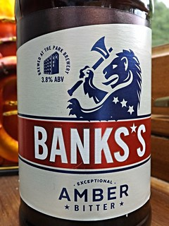 Banks's, Amber Bitter, England
