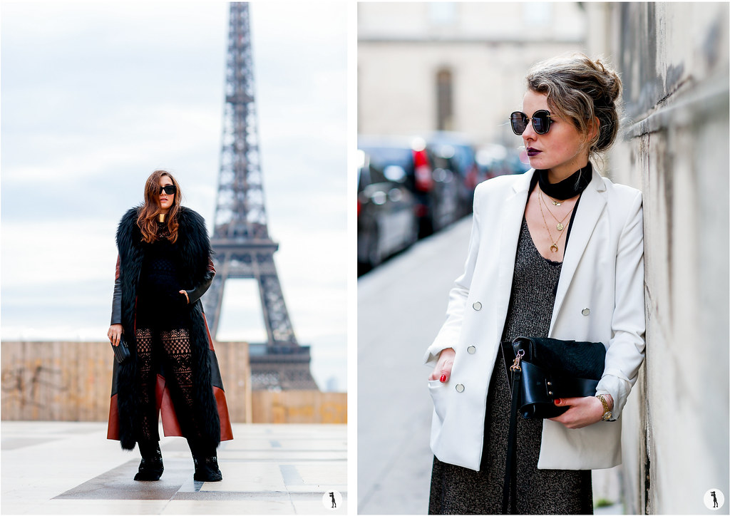 Street style Paris Haute Couture Fashion Week SS16