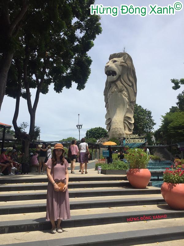 Đoàn tour du lịch Singapore 4 ngày 3 đêm  05/2016