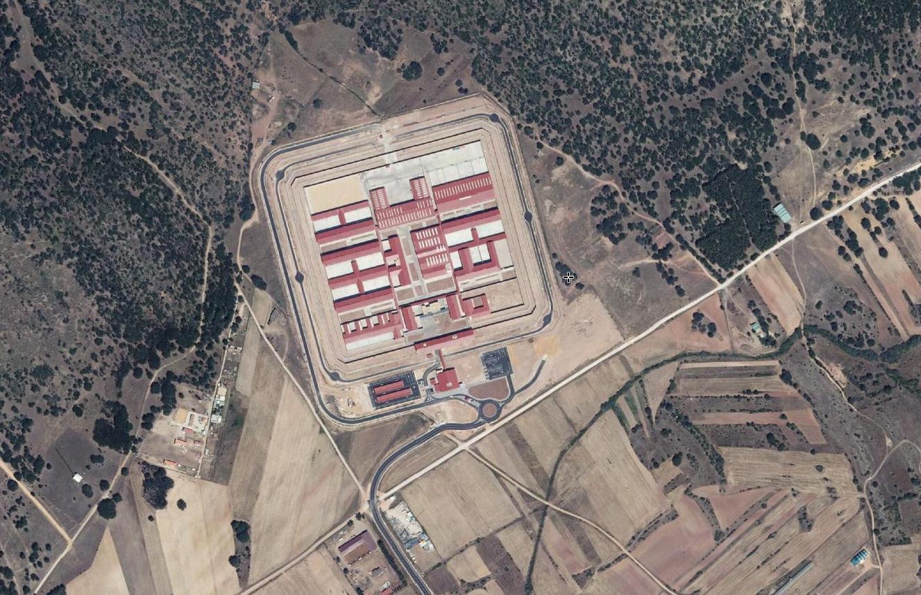 centro penitenciario de soria, soria, aquí estará el chungui, después, urbanismo, planeamiento, urbano, desastre, urbanístico, construcción, rotondas, carretera