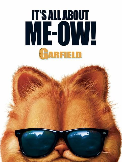 (2004) Garfield