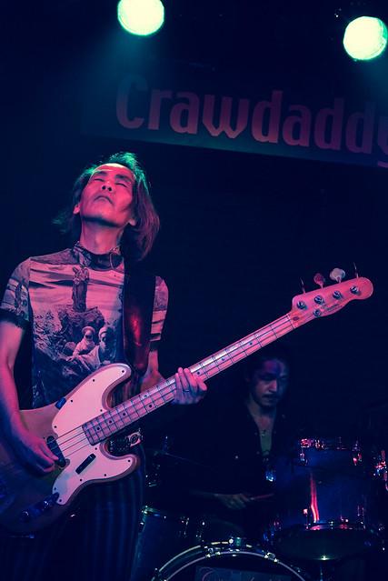 O.E. Gallagher live at Crawdaddy Club, Tokyo, 18 Jun 2016 -00132