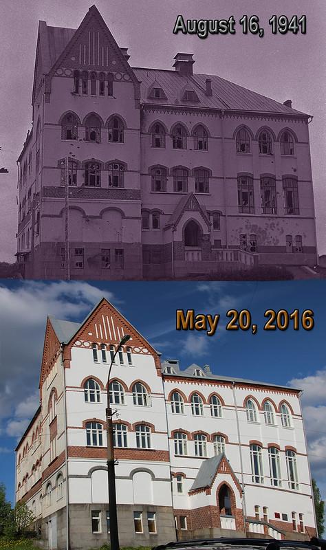 1941 august 16 - 20 мая 2016dates