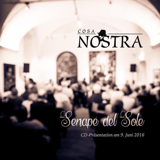 Cosa Nostra - Senape del Sole