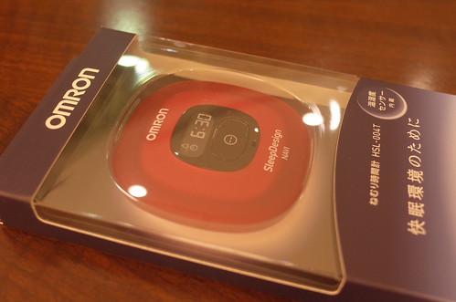 OMRON HSL-004T Sleep Duration Tracker 01
