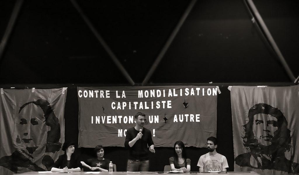 28 mai 2016 : Olivier Besancenot à Rennes