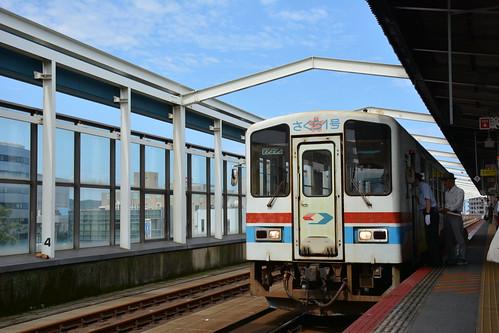 若桜鉄道WT3001