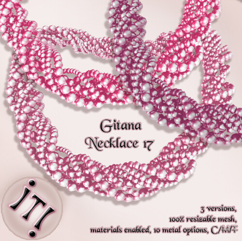 !IT! - Gitana Necklace 17 Image