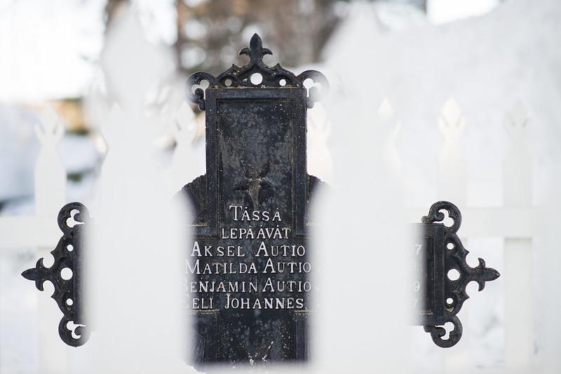 Cementerio finés