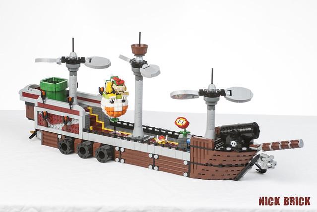 Gamerfleet - Bowser's Airship