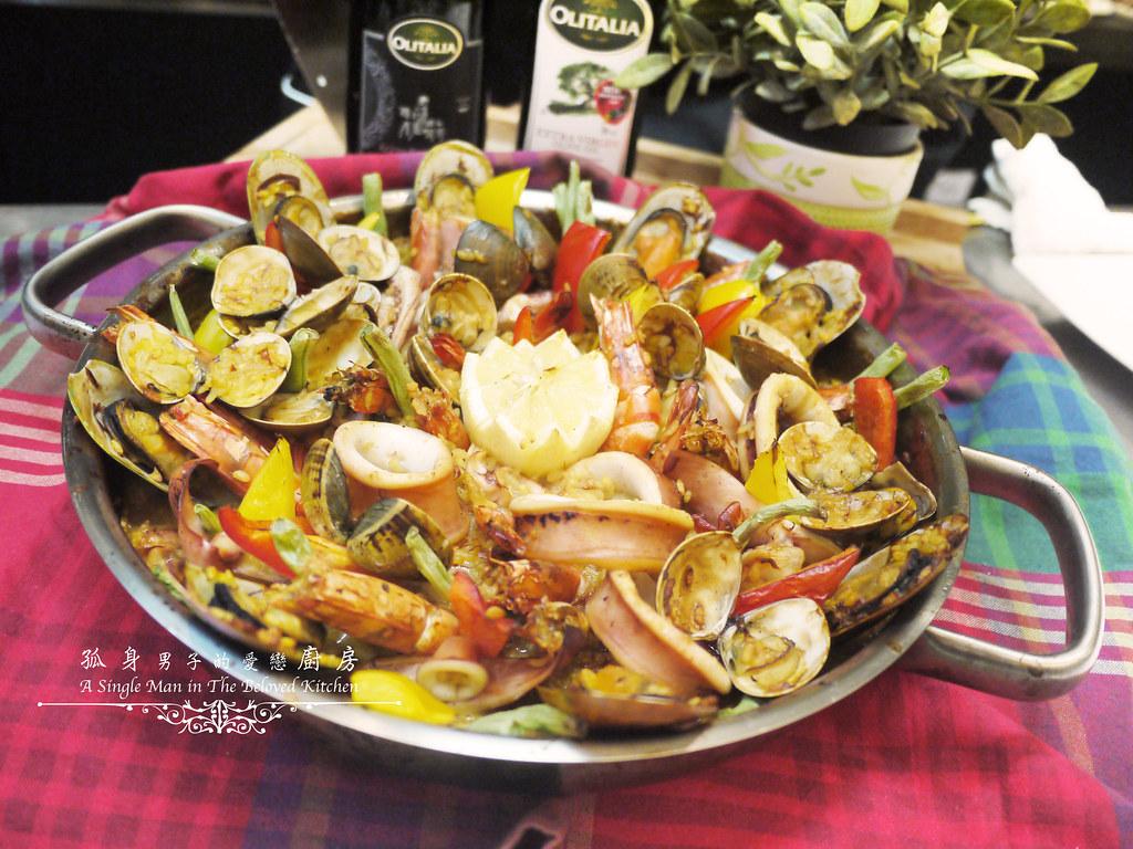 孤身廚房-夏廚工坊賞味班-Marco老師的《地中海超澎湃視覺海鮮》72