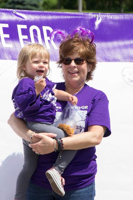 PurpleStride Milwaukee 2016 Presented by Elevate