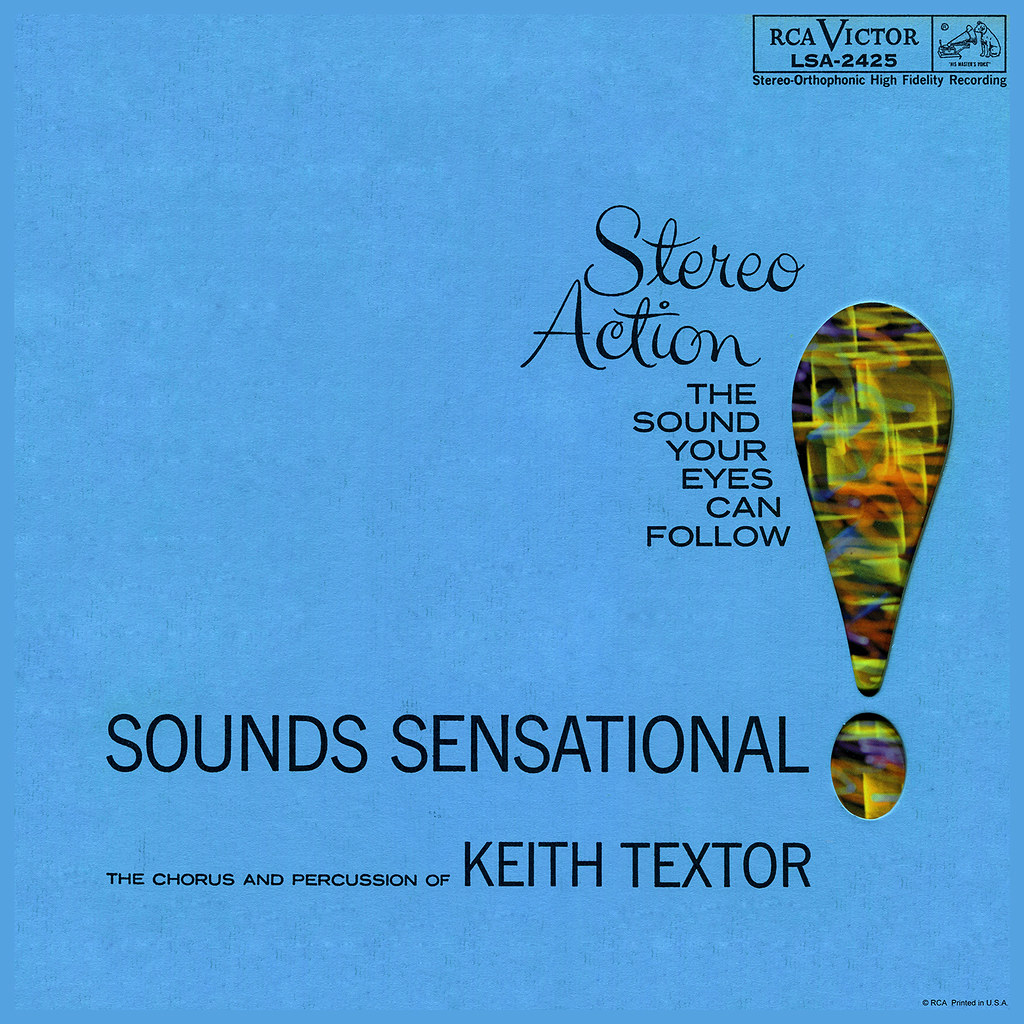 Keith Textor - Sounds Sensational