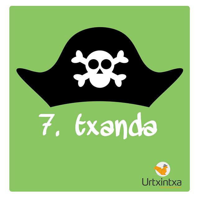 Udaleku Piratak 2016 7.txanda
