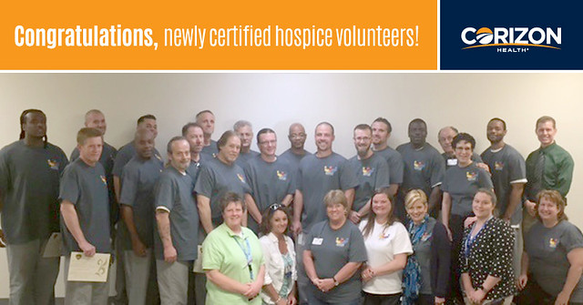 Missouri offenders receive hospice training, certification to assist terminally ill peers