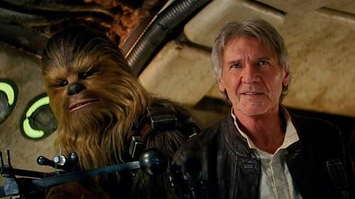Star Wars - Episode VII - The Force Awakens - screenshot 15