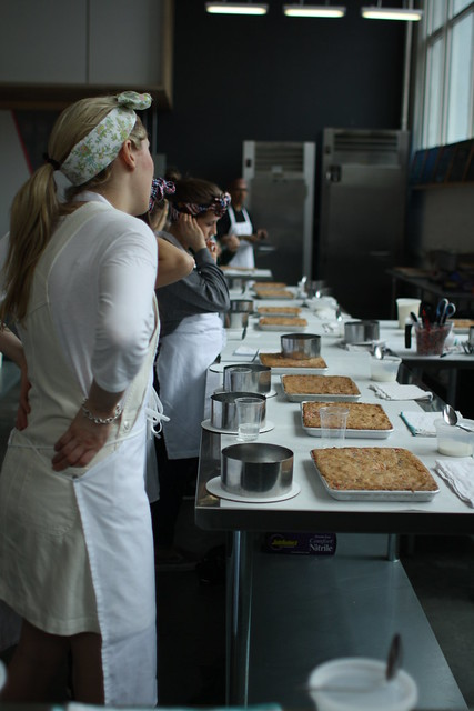 Momofuku Milk Bar Baking Class